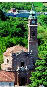 Veduta di paesaggi nel Comune di Castell'Alfero (AT). L'immagine fa parte dell'Atlante dei Paesaggi astigiani e monferrini, realizzato per una più ampia conoscenza ed efficace salvaguardia del patrimonio paesaggistico del territorio piemontese.